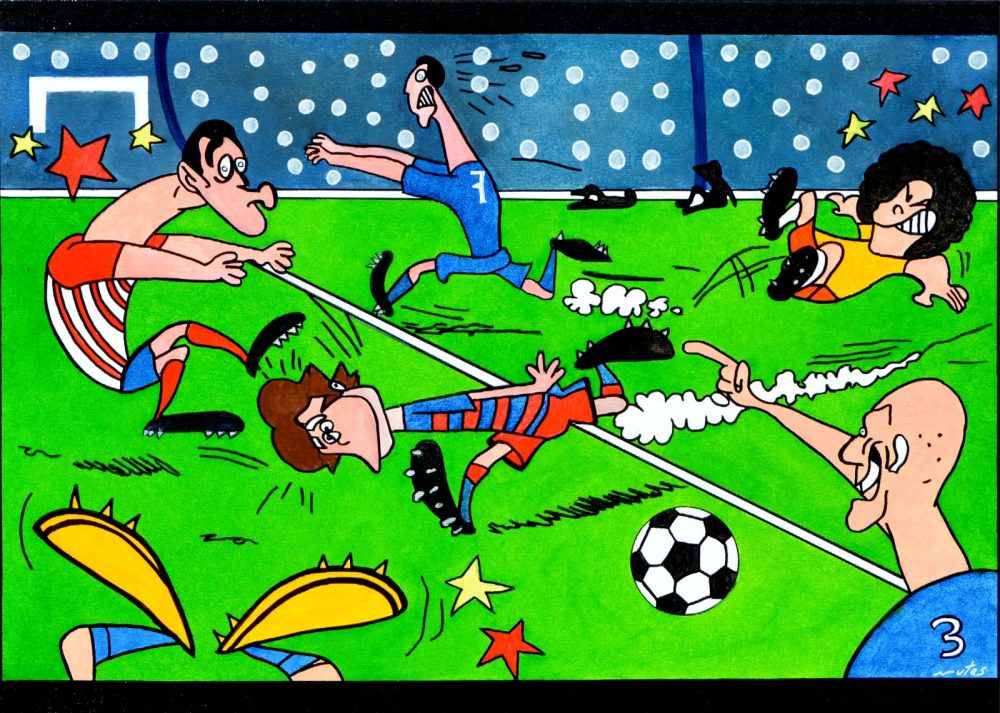 The Crazy Soccer